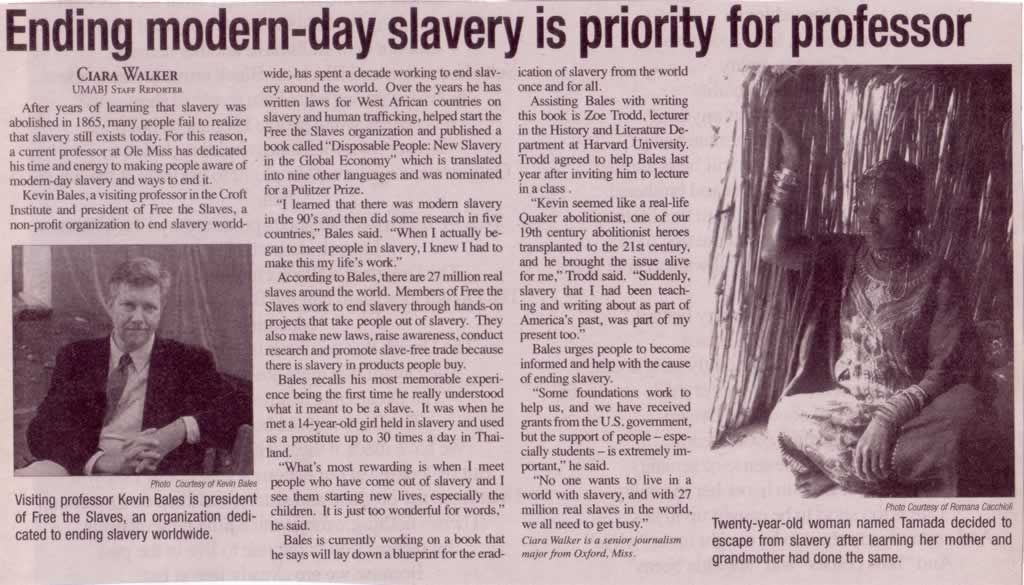 disposable people modern day slavery essay